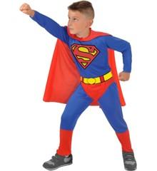 Ciao - Børnekostume - Superman (3-4 år)