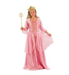 Ciao - Costume - Pink Princes Dress w/Crown (61117.M)