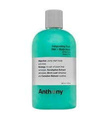 Anthony - Invigoration Rush Hair + Body Shampoo 355 ml