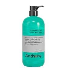 Anthony - Invigoration Rush Hair + Body Shampoo  946 ml