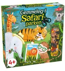 Tactic - Gemmeleg i Safariparken (52592)