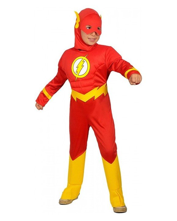 Ciao - Costume - The Flash (3-4 years) (11681.3-4)