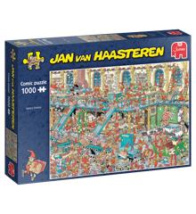 Jan Van Haasteren - Santas Factoty - 1000 Piece Puzzle (81974)