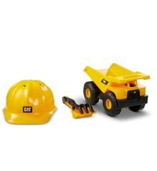 CAT - Construction Fleet Sand Set- Dump Truck (82060)