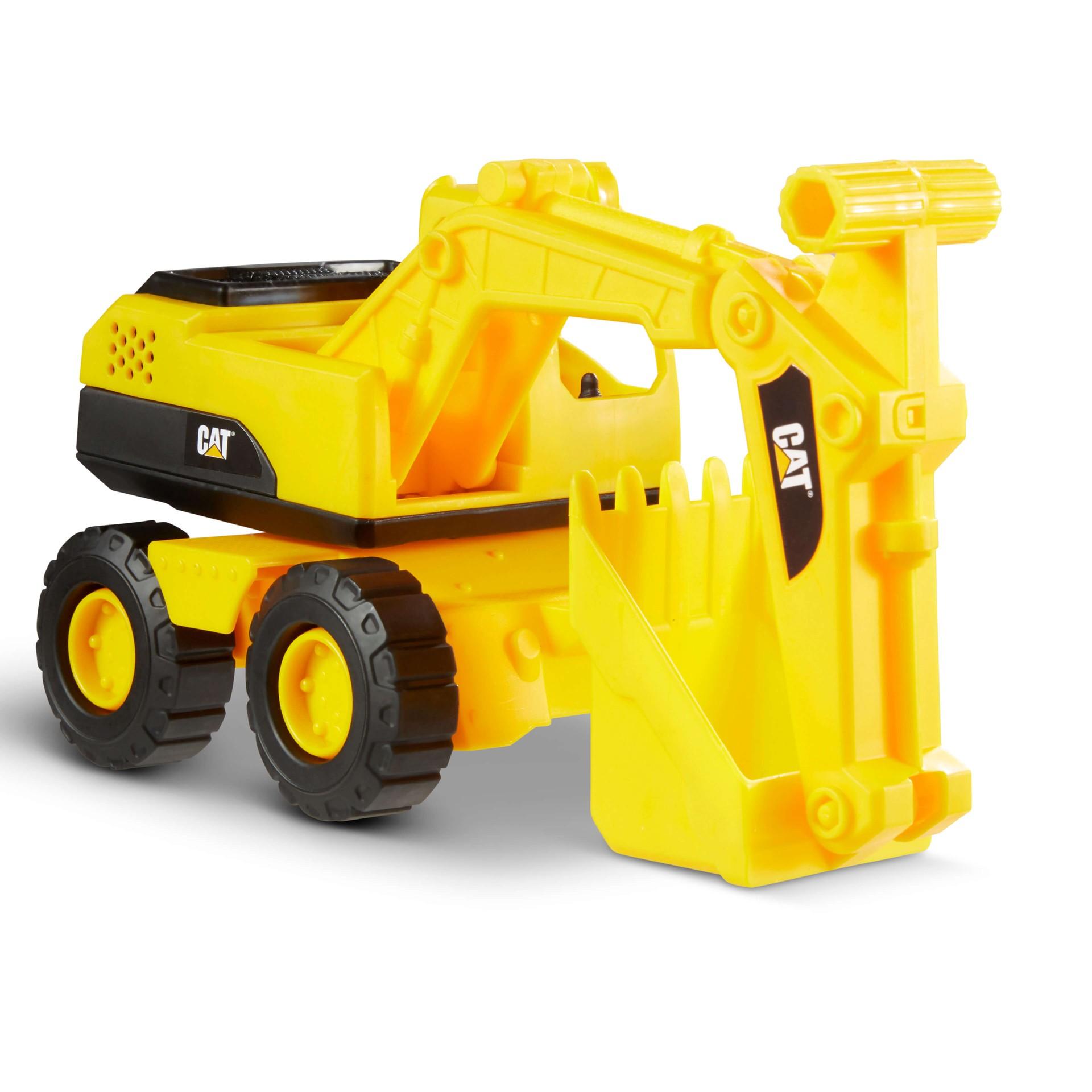 Cat - Tough Rigs Excavator (82035)