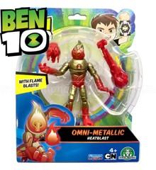 BEN 10 - Heroes & Villains - Heatblast