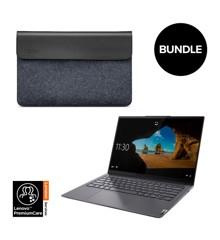 "Lenovo - Yoga Slim 7 Pro 14IHU5 Core i5 512GB + Lenovo - Yoga 14"" Sleeve - Bundle"
