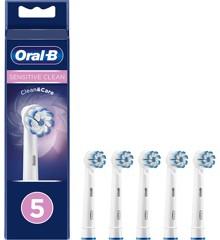 Oral-B - Sensitive Clean Tannbørstehode (5 pcs)