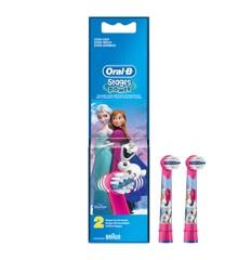 Oral-B - Disney Frozen 2 Tannbørstehode (2 pcs)