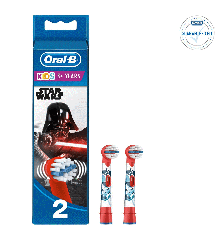 Oral-B - Star Wars Tannbørstehode (2 pcs)
