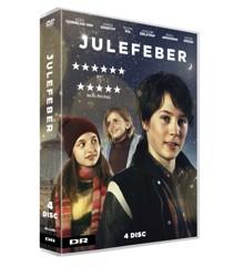 Julefeber - 4 Disc