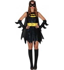 Ciao - Voksenkostume - Batgirl - S