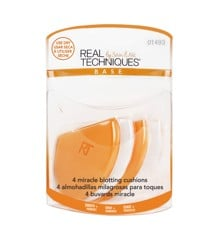 Real Techniques - 4 Miracle Blotting Cushions