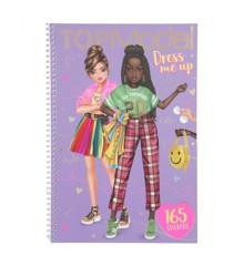 Top Model - Dress Me Up Book (0411623)