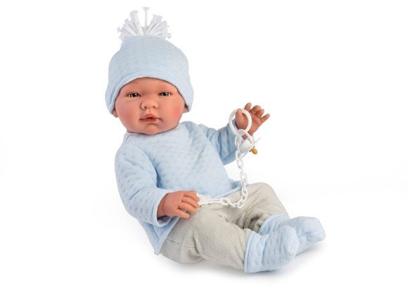 Asi dolls - Pablo baby doll in sweater and leggins (24366001)