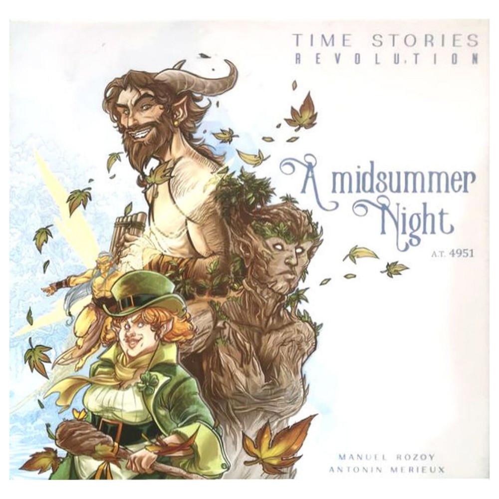 T.I.M.E. Stories Revolution - A Midsummer Night (AMDSCTS12EN)