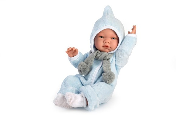 Asi dolls - Pablo baby doll in jumpsuit (24365971 )