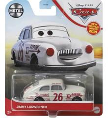 Cars 3 - Die Cast - Jimmy Lugwrench (GRR71)