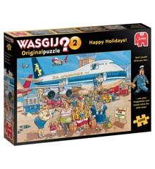 Wasgij Orginal  - Happy Holdays #2, 1000 pc (81922)