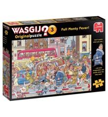 Wasgij Orginal  - Full Monty Fever #3, 1000 pc (81923)