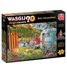 Wasgij Orginal  - Bear Necessaties #7, 1000 pc (81924)
