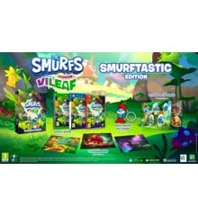 The Smurfs: Mission Vileaf Smurftastic Edition