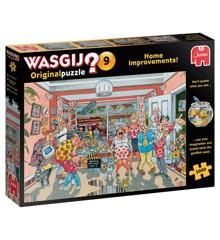 Wasgij Original - Home Impovements  #9, 1000 pc (81926)