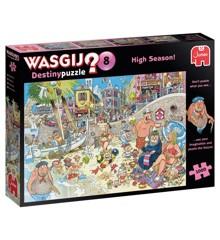 Wasgij Destiny - High Season #8, 1000 pc (81930)
