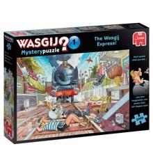 Wasgij Mystery - The Wasgij Express #1, 1000 pc (81932)