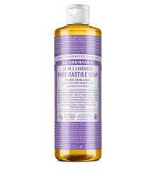 Dr. Bronner's - Pure Castile Liquid Soap Lavender 475 ml