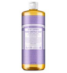 Dr. Bronner's - Pure Castile Liquid Soap Lavender 945 ml