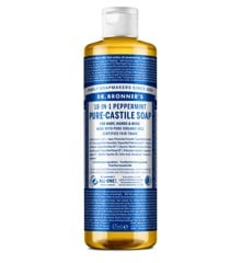 Dr. Bronner's - Pure Castile Liquid Soap Peppermint 475 ml