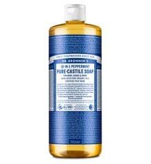 Dr. Bronner's - Pure Castile Liquid Soap Peppermint 945 ml