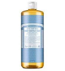 Dr. Bronner's - Pure Castile Liquid Soap Baby Mild 945 ml