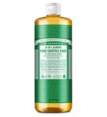 Dr. Bronner's - Pure Castile Liquid Soap Almond 945 ml