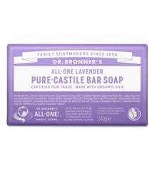Dr. Bronner's - Bar Soap Lavender 140 g