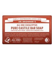 Dr. Bronner's - Bar Soap Eucalyptus 140 g