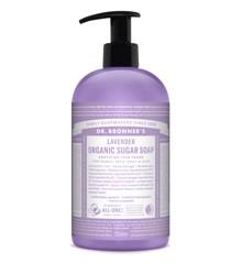 Dr. Bronner's - Organic Sugar Soap Lavender 710 ml