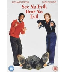 See No Evil, Hear No Evil (UK Import)