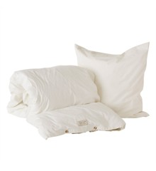 OYOY Living - Nuku Biologisch beddengoed - 140 x 200 - Offwhite