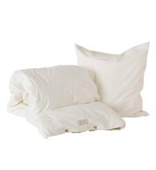 OYOY Living - Nuku Ekologiska sängkläder - 140 x 200 - Offwhite