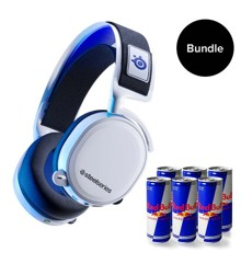 Steelseries - Arctis 7P - Wireless Headset + Limited Redbull Bundle