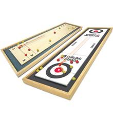 Deluxe Wood Tabletop Curling (MM1904)
