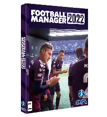 Football Manager 2022 (Code via Email)