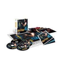 Escape from New York - 4K Ultra HD Blu-ray + Blu-ray (4-disc) - UK Import