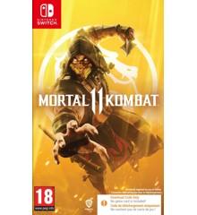 Mortal Kombat 11 (Code in a Box)