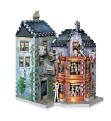 Wrebbit 3D Puzzle - Harry Potter - Weasley's Wizard Wheezes & Daily Prophe (40970033)