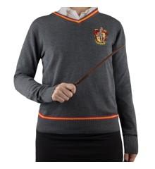 Harry Potter - Gryffindor - Grey Knitted Sweater - Medium