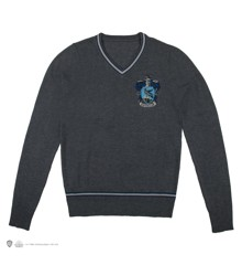 Harry Potter - Ravenclaw - Grey Knitted Sweater - Large
