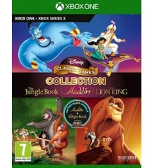 Disney Classic Games Collection: The Jungle Book, Aladdin, & The Lion King